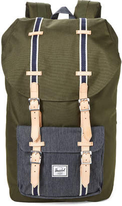 Herschel Green Little America Utility Backpack
