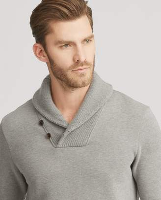 Ralph Lauren Cotton-Blend-Fleece Pullover