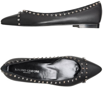 Mauro Grifoni Ballet flats