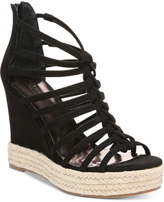 Carlos by Carlos Santana Camilla Platform Wedge Sandals Women's Shoes