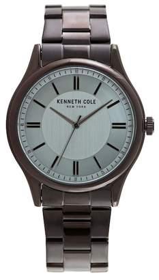 Kenneth Cole New York Men's 3-Hand Bracelet Watch, 22mm