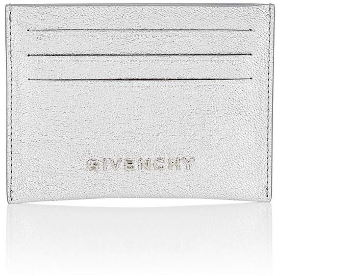Givenchy Women's Pandora Leather Card Case
