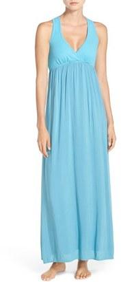Women's Hard Tail Twisty Back Maxi Dress $115 thestylecure.com