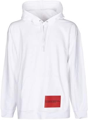 Calvin Klein Jeans Designer Details Patched Hoodie