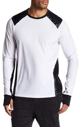 Blanc Noir Long Sleeve Transition Tee