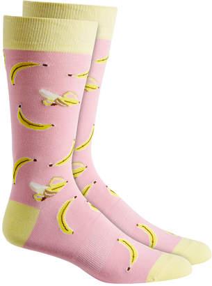 Bar III Men Banana Socks