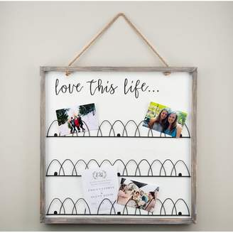 Gracie Oaks Anndale Reversible Wire Photo Board Picture Frame