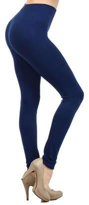 Yelete Solid Color Leggings