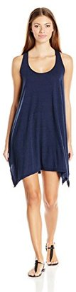 Lucky Brand Women's Bloom Village Cover-Up Dress with Beads $34.99 thestylecure.com