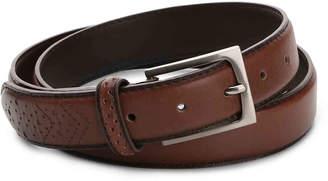 Florsheim Castellano Leather Belt - Men's