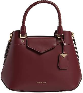 MICHAEL Michael Kors Medium Leather Blakely Satchel