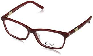 Chloé CHLOE' Women's CE2628 CE2628 613 Rectangular Optical Frames