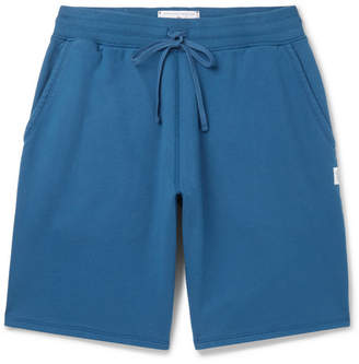 Reigning Champ Loopback Cotton-Jersey Drawstring Shorts