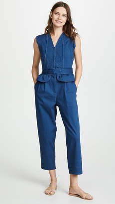 Sea Romy Quilted Jumpsuit