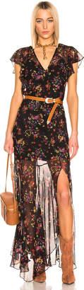 Veronica Beard Kemper Dress in Black Multi | FWRD