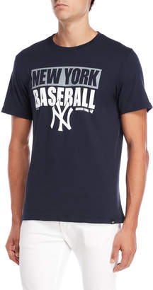 '47 Navy Yankees Graphic Tee