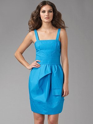 Marc by Marc Jacobs Fiona Faille Tank Dress