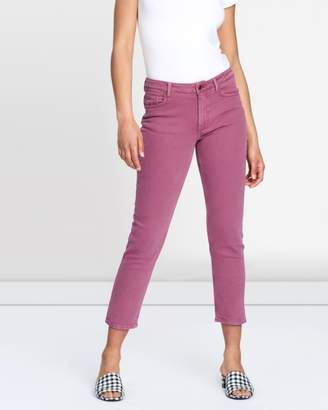 French Connection Antique Dye Relaxed Tapered Jeans