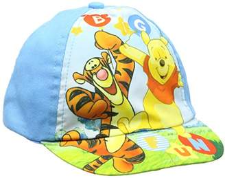 4b01e7f7feb at Amazon.co.uk · Disney Baby Boys  Winnie The Pooh Cap