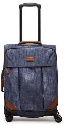 CalPak LUGGAGE Denym Carry-On Luggage