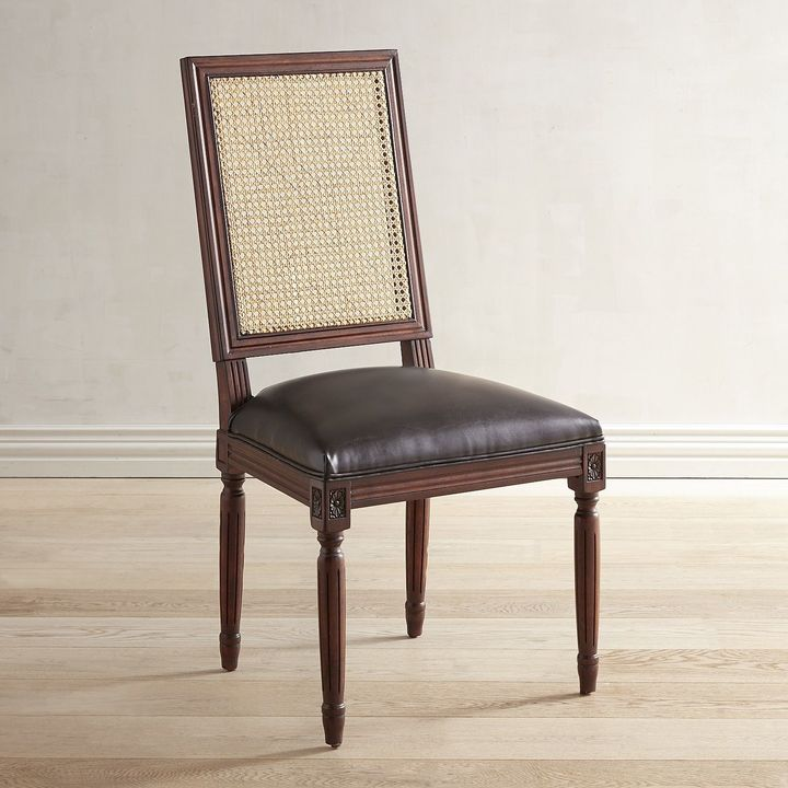 Pier 1 Imports Joseph Rattan Back Dining Chair ShopStyle
