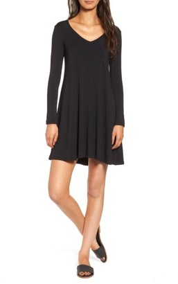 Women's Amour Vert Gillian Trapeze Dress $108 thestylecure.com