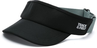Track & Field mesh sun visor