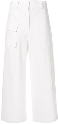 Sofie D'hoore high waisted casual trousers