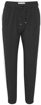 InWear Cali Stripe-Paneled Casual Pants