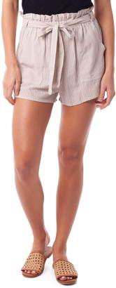 rhythm Cancun Seersucker Cover-Up Shorts