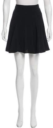 Maiyet Flared Mini Skirt