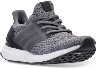 adidas Boys' Ultra Boost Running Sneakers from Finish Line $160 thestylecure.com