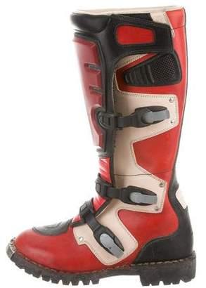 Balenciaga 2017 Moto Boots