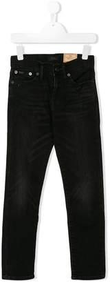 Ralph Lauren Kids slim denim jeans