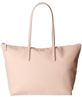 Lacoste L.12.12 Concept Large Shopping Bag Tote Handbags