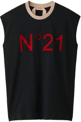 N°21 (ヌメロ ヴェントゥーノ) - ヌメロ ヴェントゥーノ ロゴタンクトップ