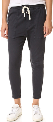 James Perse Relaxed Twill Pants $245 thestylecure.com