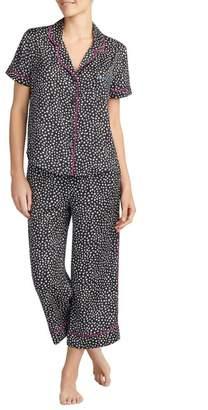 Nordstrom Room Service Satin Pajama Top