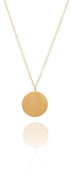 Styleserver DE Pernille Corydon Halskette Coin vergoldet