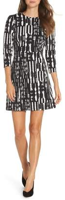 Trina Turk trina Leoti Morelia Stripe Dress