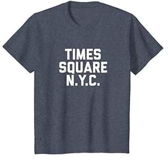 TIMES SQUARE NYC T-Shirt New York City tee