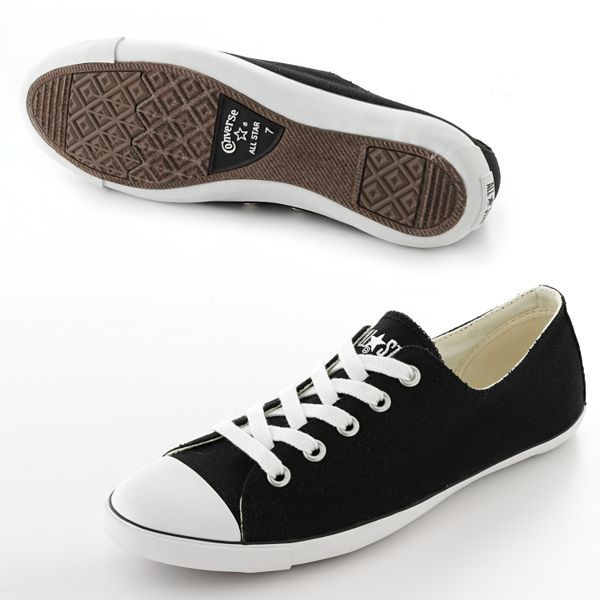 Converse® Chuck Taylor® All Star®   Ox Shoes - Black