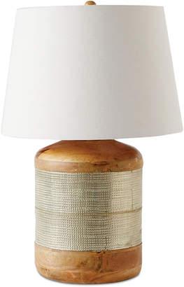 3r Studio Wood-Clad Table Lamp