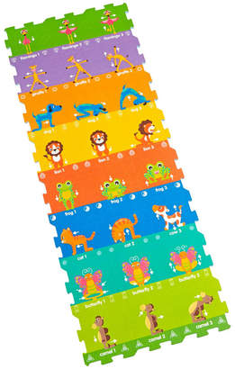 Alex Toys Active-Yoga Activity Mat Puzzle Game