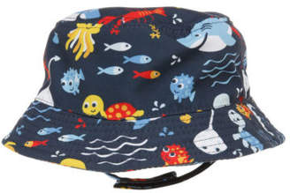 Sprout NEW Boys Sea Creatures Bucket Hat Assorted