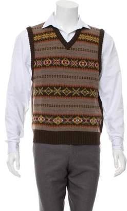 Rag & Bone Merino Wool Sweater Vest