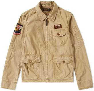 Polo Ralph Lauren Vintage US Flight Jacket