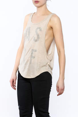 Classic As If Taupe Top