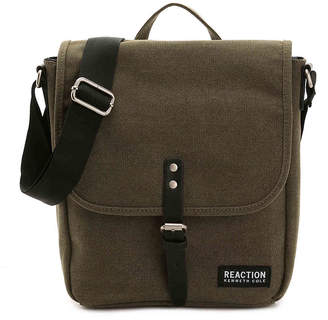 Kenneth Cole Reaction Long Day To Go Messenger Bag - Men's