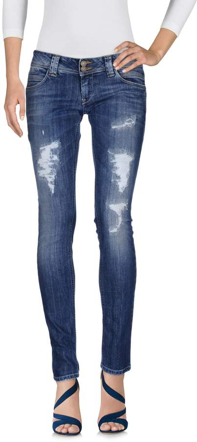 Manila Grace Denim pants - Item 42528675